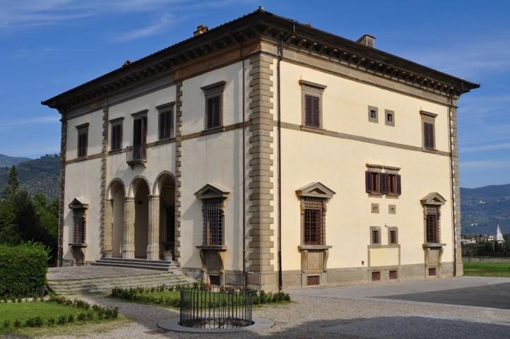 La Villa di Poggio Reale di Rufina