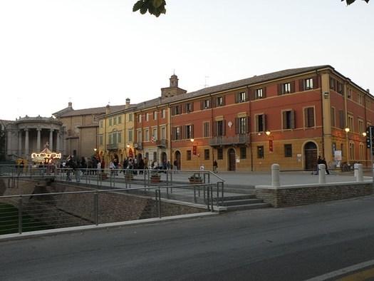 Il palazzo Costa Giani di San Felice sul Panaro