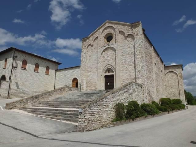 La Chiesa di San Francesco di Sassoferrato