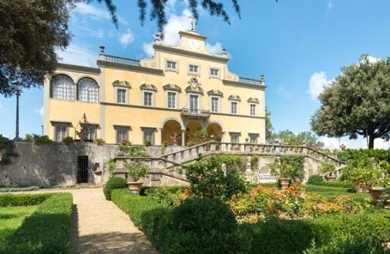 La Villa Antinori di Scandicci