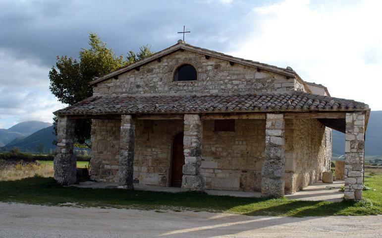 Il municipio romano Plestia di Serravalle di Chienti