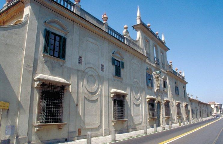 Il palazzo storico di Sesto Fiorentino
