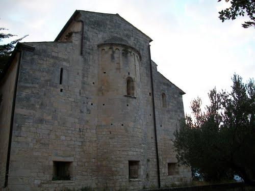 La chiesa di San Vincenzo di Turrivalignani