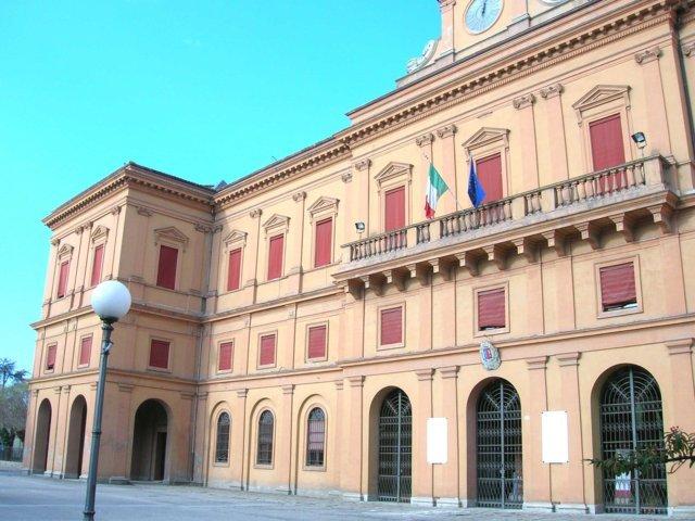 Copparo ed il suo palazzo comunale, delizia estense