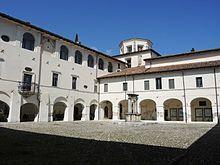 Il convento di Santa Chiara di Gagliano Aterno