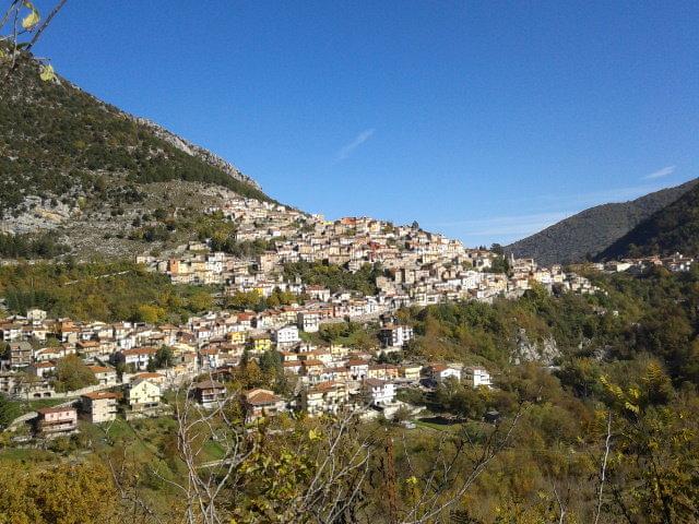 Capistrello, un borgo antico