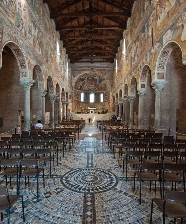 L'abbazia pomposa di Codigoro