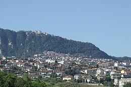 Domagnano nella Repubblica di San Marino