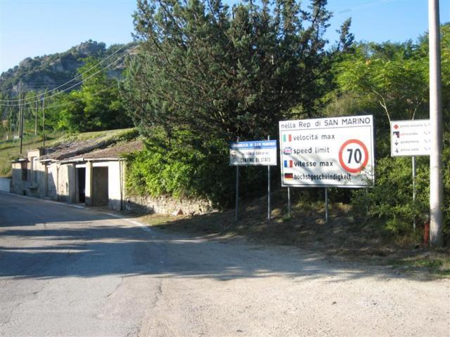 Fiorentino nella Repubblica di San Marino