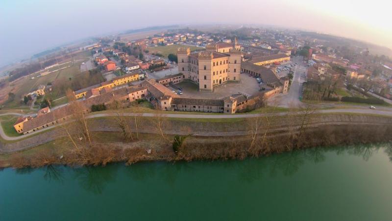 Il castello estense di Mesola