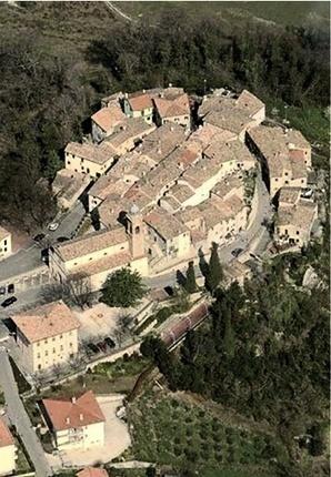 Montegiardino nella Repubblica di San Marino
