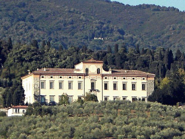 La Villa del Barone di Montemurlo