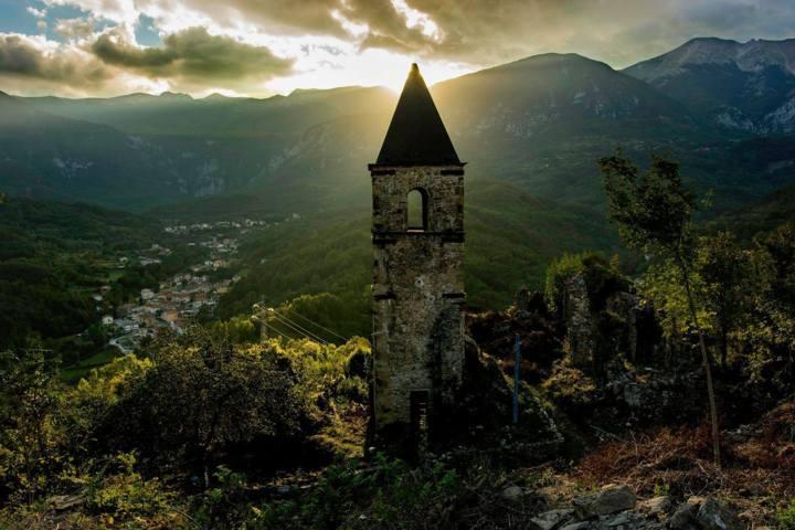 Il borgo abbandonato di Morino: Morino Vecchio