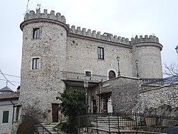 Il castello di Oricola