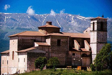 Il santuario San Felice Da Gerona di Poggio Picenze