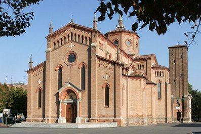 L'abbazia di San Michele di Poggio Renatico