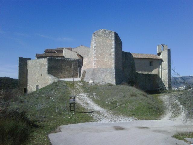 Il castello Camponeschi di Prata d'Ansidonia