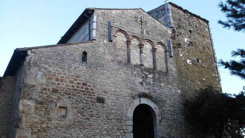L'Abbazia di San Benedetto in Perillis