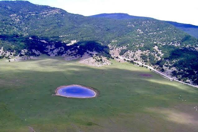Il lago di Secinaro