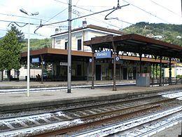 La stazione ferroviaria di Vernio
