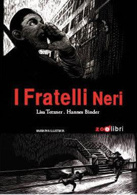 L'immagine della copertina del libro I Fratelli Neri