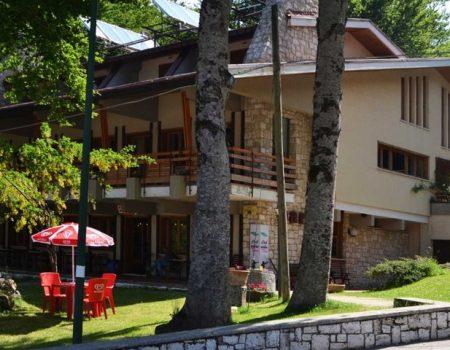 Hotel Gran Sasso 3 a Pietracamela di Prati di Tivo