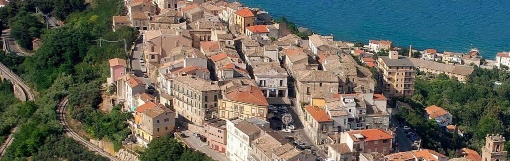 Il panorama di San Vito Chietino