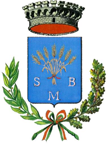 Lo stemma comunale di Santa Maria Imbaro