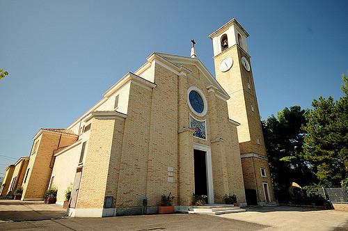 La chiesa di San Salvatore di Ari