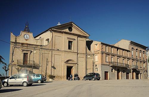 La chiesa di San Michele Arcangelo di Arielli