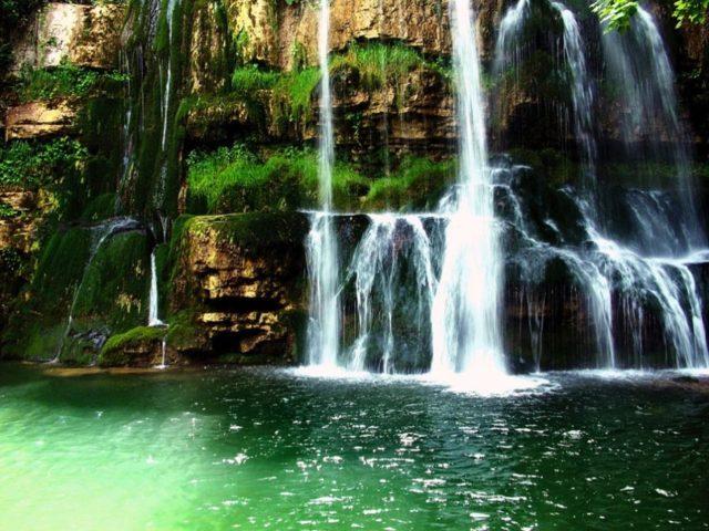Le cascate di Borrello