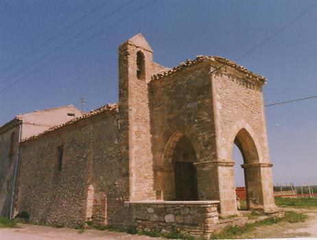 La chiesa Madonna del soccorso di Filetto