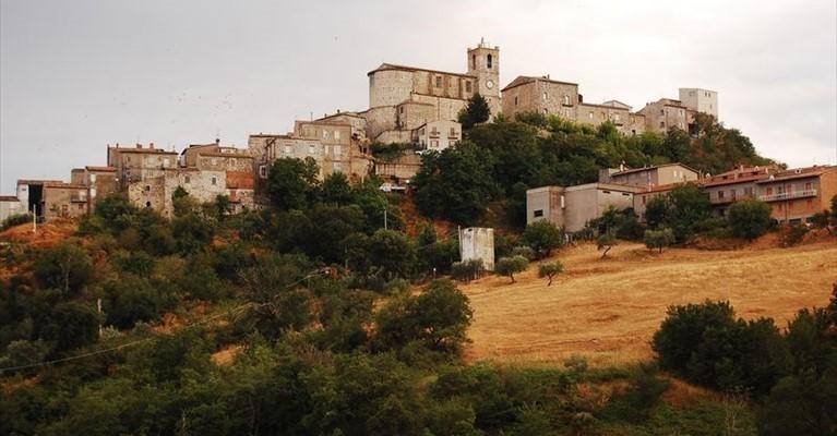 Il panorama di Fresagrandinaria