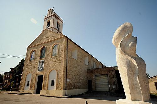 La Chiesa di Santa Maria del Popolo di Frisa