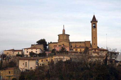 Il panorama di Giuliano Teatino