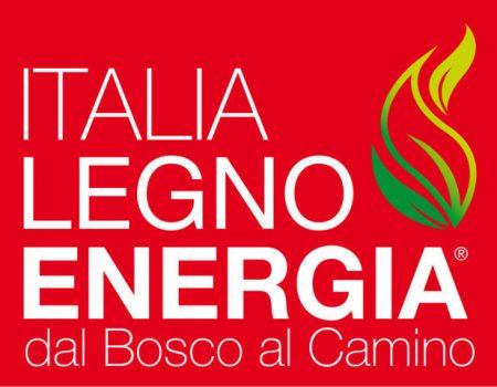 Il logo di Italia legno energia