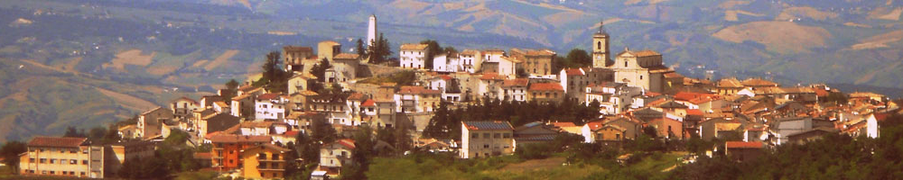 Il panorama di Torricella Peligna