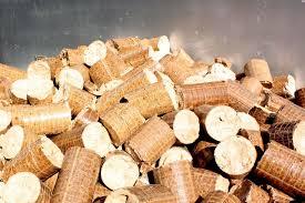 Tronchetti di legno