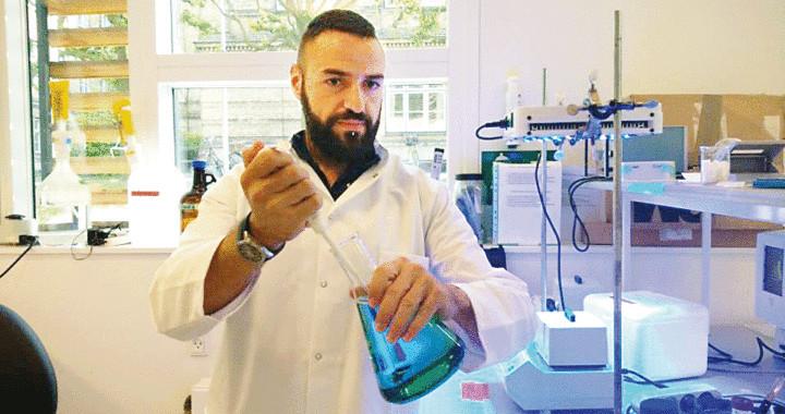 Il ricercatore David Cannella