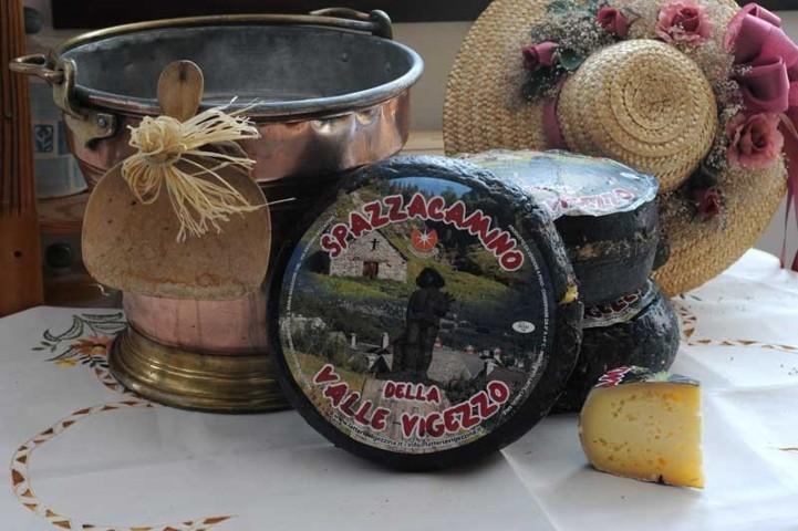 Il formaggio dello Spazzacamino