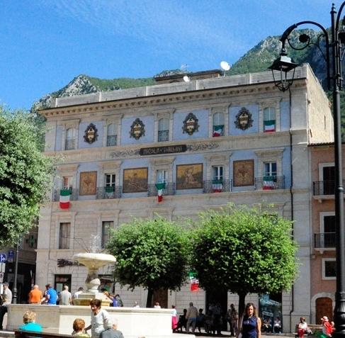 Il palazzo Nicola Pallini di Antrodoco