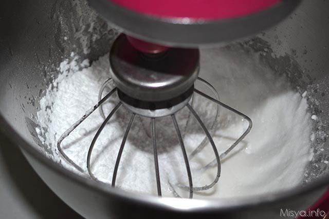 La glassa del carbone degli Spazzacamino