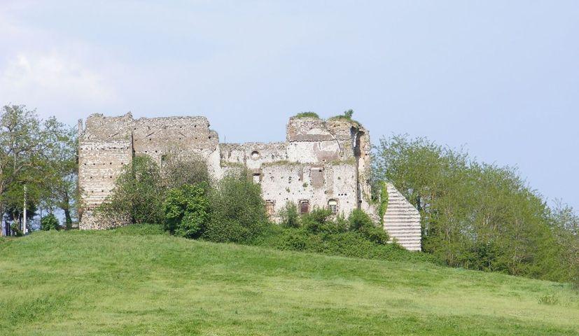 Castello vecchi di Colleferro