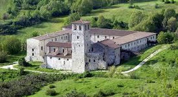 L'abbazia di Concerviano