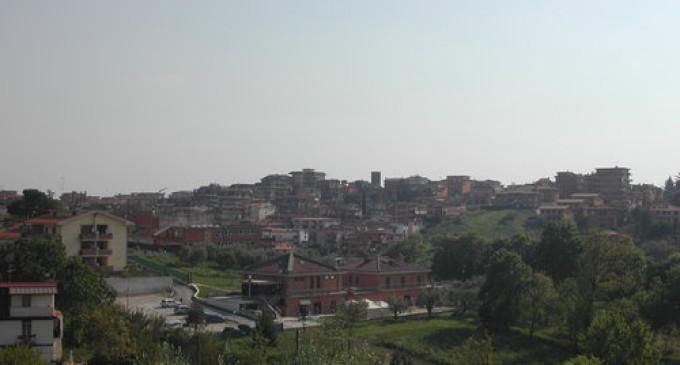 Il panorama di Fonte Nuova