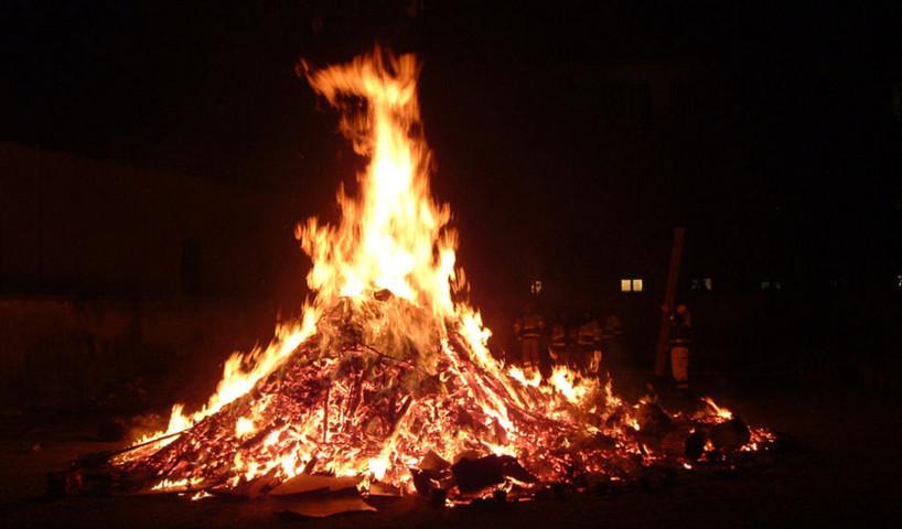 Il fuoco come elemento purificatore