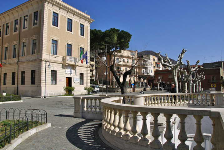 Palazzo comunale di Marcellina
