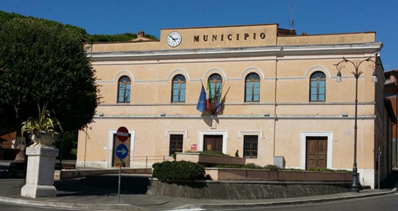 Palazzo comunale di Rignano Flaminio