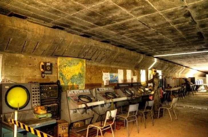 Il bunker Soratte di Sant'Oreste