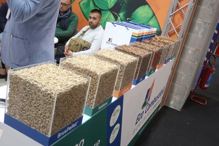 Biomasse, pllet, cippato, nocciolino